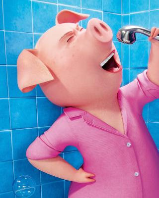 Sing 2016 3D Cartoon - Obrázkek zdarma pro Nokia X7