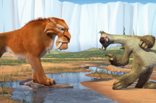 Free Ice Age Picture for Android, iPhone and iPad