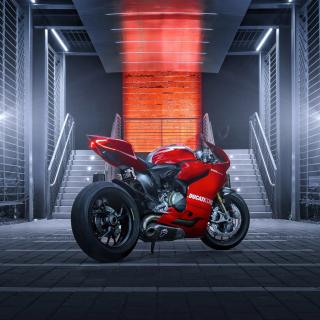 Ducati Corse - Obrázkek zdarma pro 1024x1024
