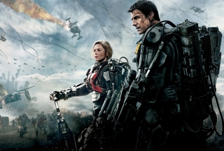 Edge Of Tomorrow 2014 Wallpaper for Android, iPhone and iPad