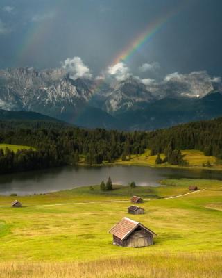 Breathtaking Landscape - Obrázkek zdarma pro Nokia Asha 310