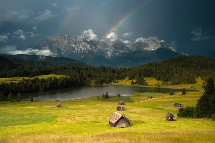 Breathtaking Landscape wallpaper