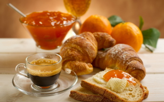 Continental Breakfast Picture for Android, iPhone and iPad