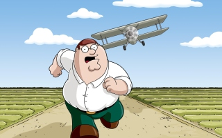 Family Guy - Peter Griffin Background for Android, iPhone and iPad