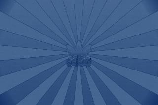 Adidas Blue - Obrázkek zdarma pro Motorola DROID