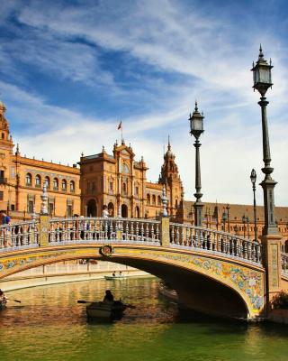 Sevilla - Obrázkek zdarma pro 352x416