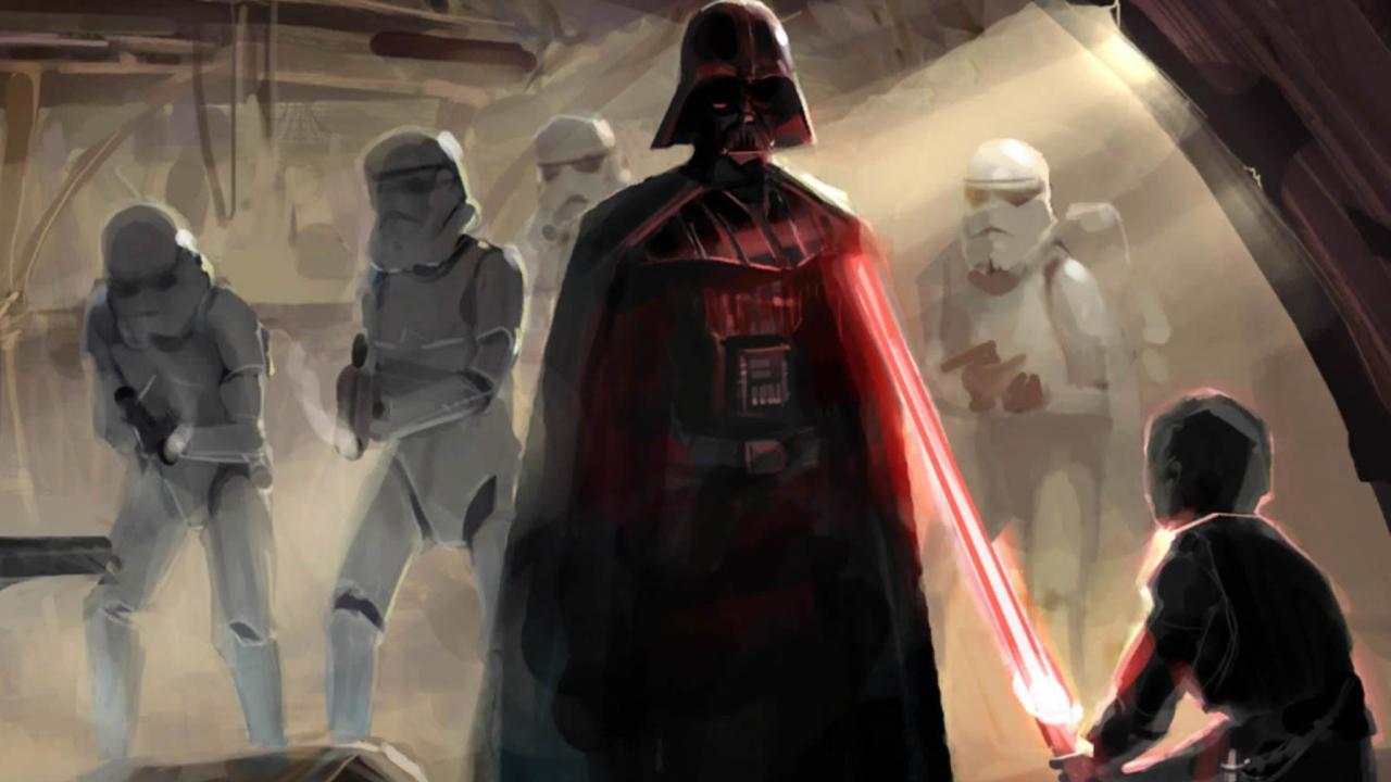 Star wars darth vader fondos de pantalla gratis para for Fondo de pantalla star wars