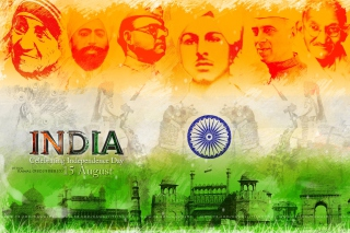 Independence Day India 15 August Wallpaper for Android, iPhone and iPad