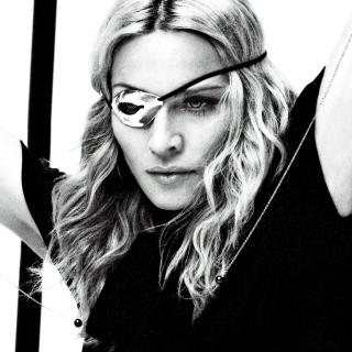 Madonna - Obrázkek zdarma pro 320x320