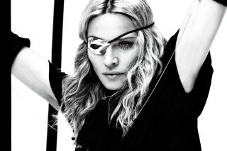 Madonna Background for Android, iPhone and iPad