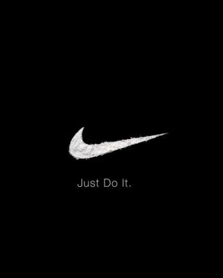 Nike Logo HD - Obrázkek zdarma pro Nokia Asha 503