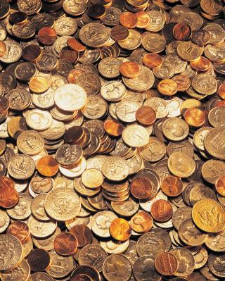 All About The Money - Obrázkek zdarma pro iPhone 4S