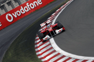 Hungarian F1 Grand Prix - Obrázkek zdarma pro Nokia Asha 201