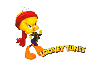 Tweety Looney Tunes Wallpaper for Android, iPhone and iPad