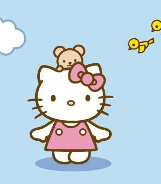 Hello Kitty & Friend - Obrázkek zdarma pro Nokia Lumia 520
