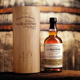 Balvenie Scotch Whiskey - Obrázkek zdarma pro 320x320