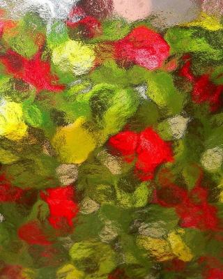 Bright glass relief - Obrázkek zdarma pro Nokia Lumia 520