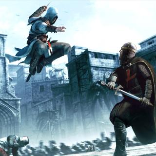 Assassins Creed - Obrázkek zdarma pro 128x128