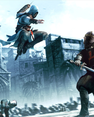 Assassins Creed - Obrázkek zdarma pro iPhone 4