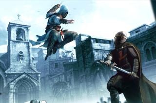 Assassins Creed - Obrázkek zdarma pro Fullscreen Desktop 800x600