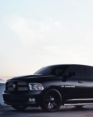 Dodge RAM 1500 - Obrázkek zdarma pro 640x960