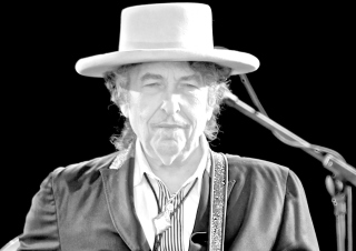 Free Bob Dylan Picture for Android, iPhone and iPad