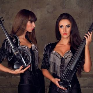 Violinist Girl - Obrázkek zdarma pro 2048x2048