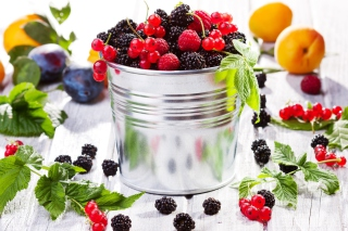 Free Blackberry, raspberry, currant Picture for Android, iPhone and iPad