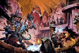 World of Warcraft - Obrázkek zdarma pro 2880x1920