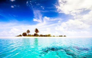 Maldives Island Wallpaper for Android, iPhone and iPad