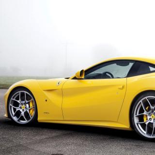Ferrari F12 Berlinetta - Obrázkek zdarma pro 128x128