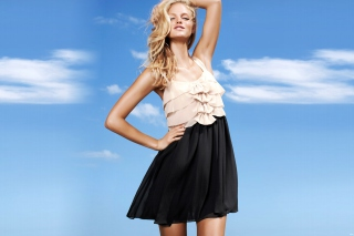Erin Heatherton Fashion Model Background for Android, iPhone and iPad