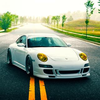 Porsche 911 GT3 Supercar - Obrázkek zdarma pro 320x320