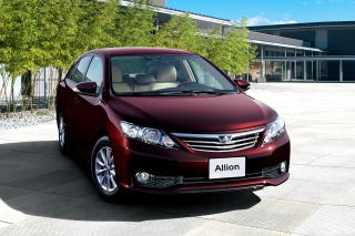 Toyota Allion Picture for Android, iPhone and iPad