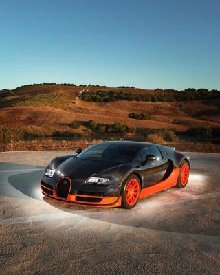 Bugatti Veyron, 16 4, Super Sport - Obrázkek zdarma pro 480x800