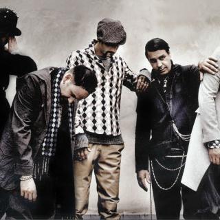 Rammstein Band - Obrázkek zdarma pro iPad