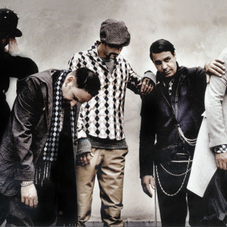 Rammstein Band - Obrázkek zdarma pro 128x128