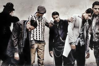 Rammstein Band - Obrázkek zdarma pro Sony Xperia M