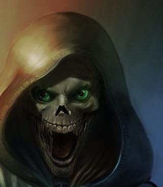 Death Hood - Obrázkek zdarma pro 128x160