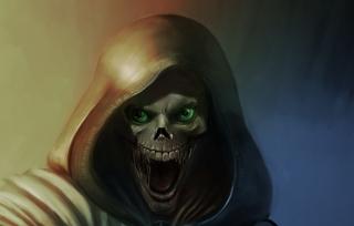 Death Hood - Obrázkek zdarma pro Samsung Galaxy A