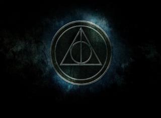 Deathly Hallows - Obrázkek zdarma pro Samsung Galaxy A3