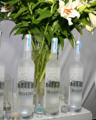 Vodka Belvedere - Obrázkek zdarma pro Nokia X7