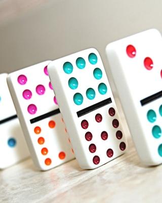 Domino board game - Obrázkek zdarma pro 320x480