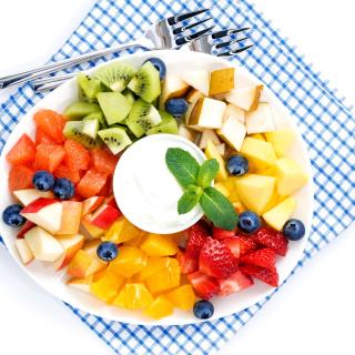 Fruit Platter - Obrázkek zdarma pro iPad Air