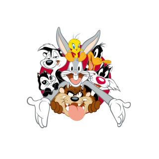 Looney Tunes - Obrázkek zdarma pro 320x320