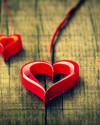 Creative hearts - Obrázkek zdarma pro Nokia Lumia 822