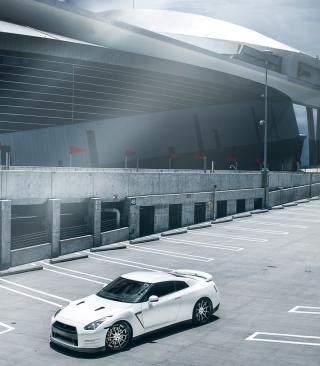 Nissan Sport Car - Obrázkek zdarma pro 640x960