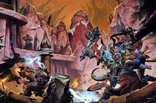 World of Warcraft - Obrázkek zdarma pro Samsung Galaxy A3