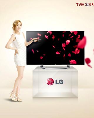 LG Smart TV - Obrázkek zdarma pro 768x1280