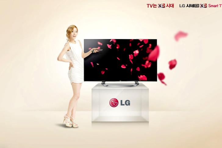 LG Smart TV wallpaper